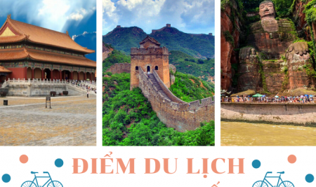 Tổng hợp 10 địa điểm du lịch Trung Quốc làm điên đảo các trái tim mê xê dịch