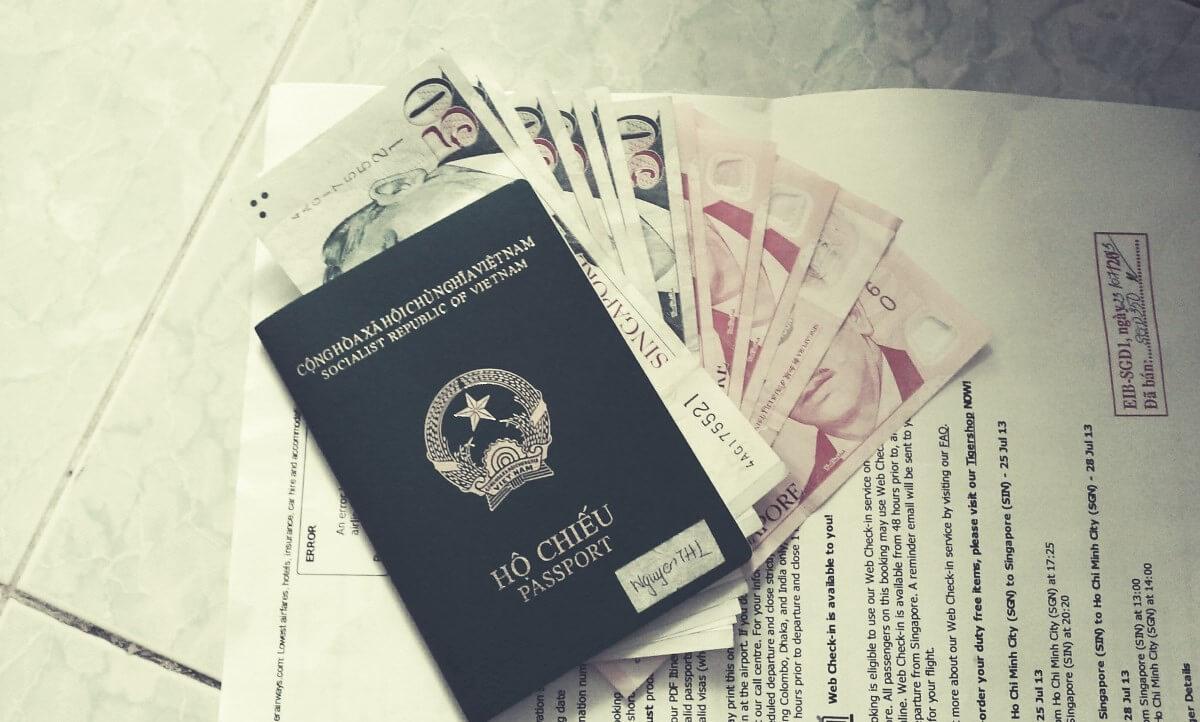 Chi phí xin visa du học Trung Quốc