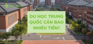 Du học Trung Quốc có đắt không?