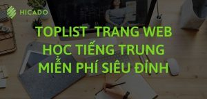 Top Trang Web Hoc Tieng Trung Mien Phi