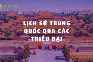 Cac Trieu Dai Trung Quoc Min